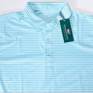 Vineyard Vines Golf Performance Summer Polo Shirt